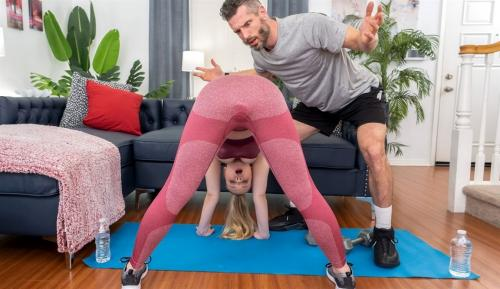Harlow West - Dildo Workout 1080p