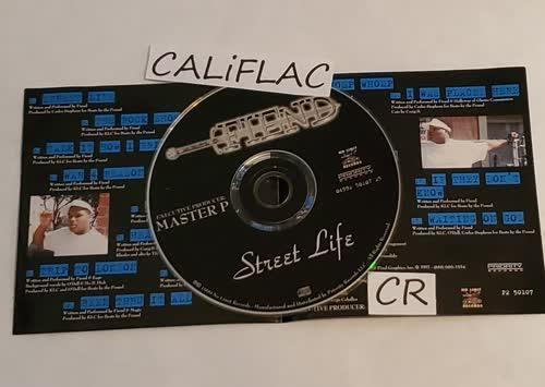 Fiend - Street Life (1999) [FLAC] Download