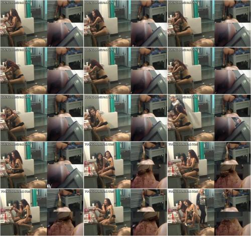 Slave do your Toilet Tricks while I get ready Part 7 [FullHD 1080P]