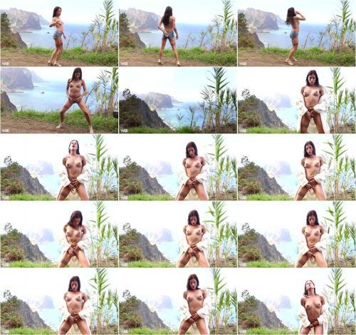 Silvia Dellai - Fun At Madeira BTS [FullHD 1080P]