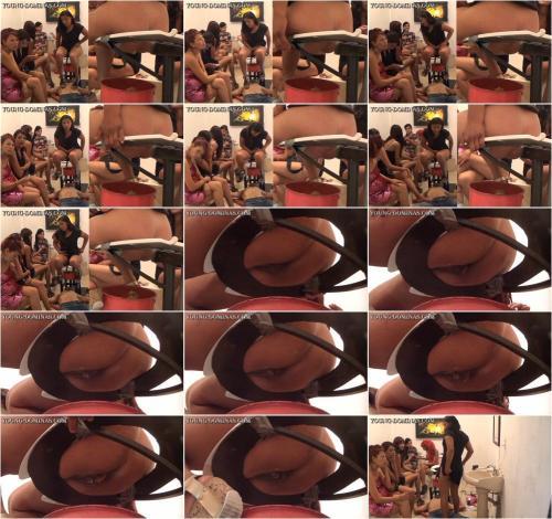 Franzi-Lovely - Sauna Fick [FullHD 1080P]