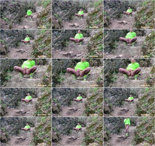 Flaunting Fishnets [FullHD 1080P]