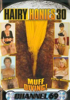 Hairy Honies #30