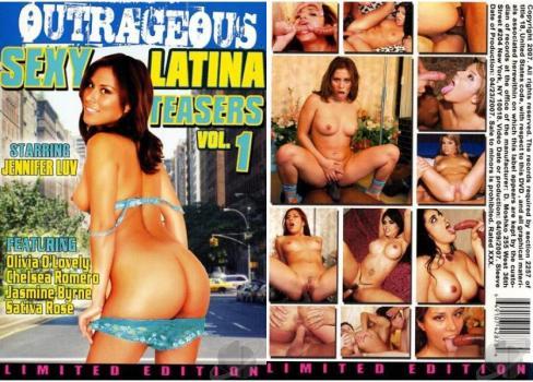 Sexy Latina Teasers #1